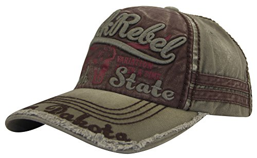 8f149c10223979 MINAKOLIFE Distressed Vintage Cotton Washed Baseball Cap Snapback Trucker  Hat - Buy Online in Oman. | Apparel Products in Oman - See Prices, ...