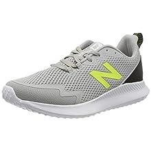 New Balance Men's Ryval Running Shoes, Grey (Rain Cloud), 12.5 UK