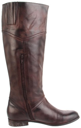 Luichiny, Stivali donna Marrone (Dark Brown Leather)