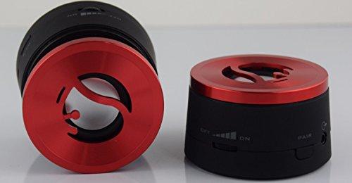 Sistema Altavoz DJP microBEAT®: Pack de 2 Altavoces inalámbricos Stereo (Bluetooth, Efecto...