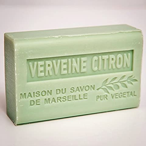French Soap, Traditional Savon de Marseille - Lemon Verbena