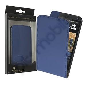 Anco Premium FlipCase white für HTC One Max T6