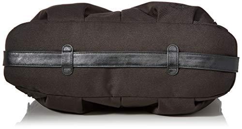Lässig Green Label Neckline Bag Wickeltasche/Babytasche inkl. Wickelzubehör aus recyceltem Material, black - 3