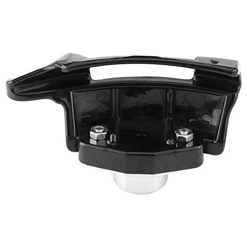 Preisvergleich Produktbild Qiilu Schwarz Reifenwechsler Maschine Kunststoff Nylon Mount Demontieren Ente Kopf Kit Dia 28mm 30mm(30mm)
