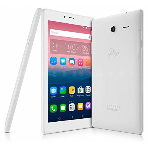 Tablet Alcatel Pixi 4 8063 Blanco 7 Pulgadas Memoria Interna 8GB - 1GB RAM