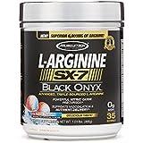 Muscletech Products - Gel glacial noir de fusée de la L-Arginine SX-7 Onyx - 1.03lbs.
