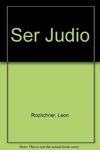 Ser Judio/Being Jewish