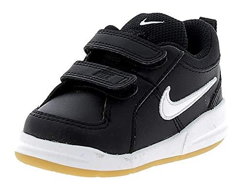 Nike Pico 4 (TDV), Scarpe da Tennis Unisex-Bambini, Nero (Black/White-Gum Light Brown 023), 26 EU