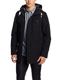 Solid Men's Jacket