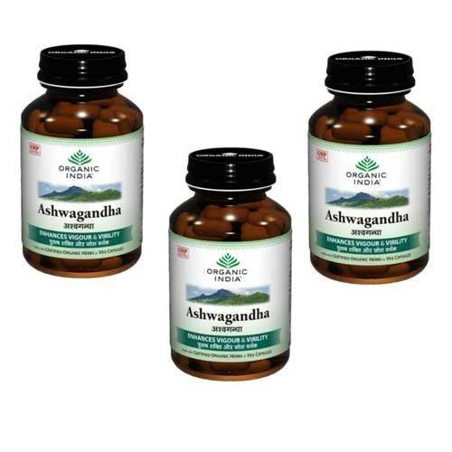 3-x-organic-india-ashwagandha-60-capsules-shipping-by-fedex-by-organic-india