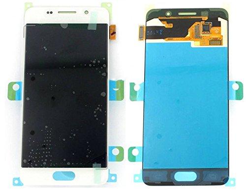 galaxy a5 2016 display Original Samsung Galaxy A5 (2016) A510F A510 AMOLED LCD Display Touchscreen Digitizer Glas Service Ersatzteil Einheit + Klebestreifen White Weiß OCTA GH97-18250A