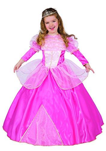 Ciao - Bella Addormentata Costume Bambina con Gioielli, 4-6 Anni