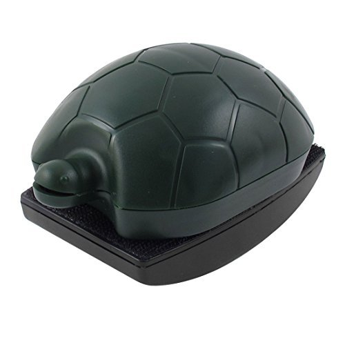 Antisliphandgreep Tortoise vormen Aquarium Tank Glas Magnetic schone borstels