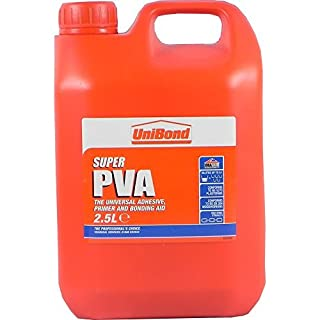 UniBond 1517004 Super PVA Universal Adhesive Primer and Bonding Aid Jerry Can