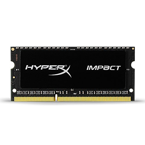 Kingston HyperX Impact HX316LS9IB/8 ram 8GB (1600MHz DDR3L CL9 SODIMM 1,35V)