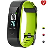 Willful Fitness Tracker Smartwatch Orologio Cardiofrequenzimetro da Polso Donna Uomo Bambini Impermeabile IP68 Schermo a Colori Smart Watch Pedometro per iPhone Samsung Huawei Android iOS Smartphone