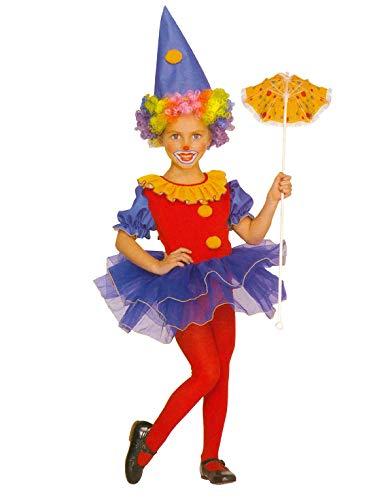 Widmann s.r.l. Clown Ballerina Kostüm (Clown Ballerina Kostüm)