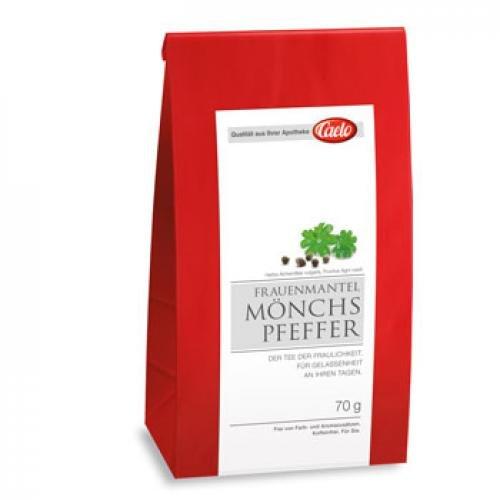 CAELO Frauenmantel Moenchspfeffer Tee HV Packung 70g 64