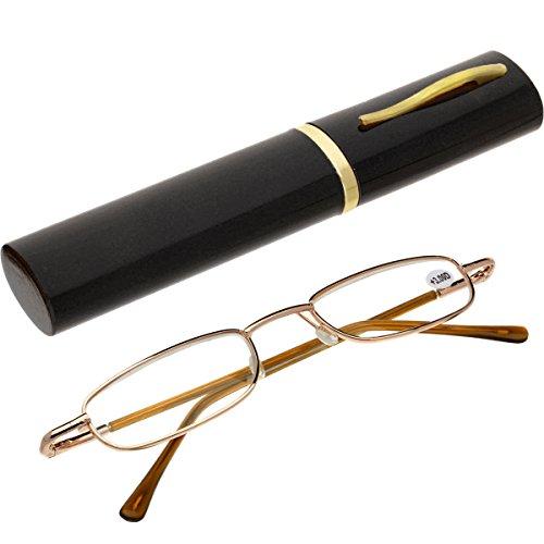 Preisvergleich Produktbild Oramics Herren Lesebrille mit Brillenetuis, +2.5