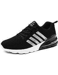 premium selection 831d2 1157d Homme Femme Chaussures de Sport Respirantes Plein Air Sneaker Running Shoes  pour Trail Entraînement Course Gym