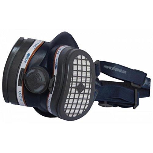 AMA Masque de Protection Voie Aériennes Elipse A1P3pour traitements phytosanitaires