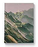 Mountain Book - Dein Tourenbuch zum Eintragen