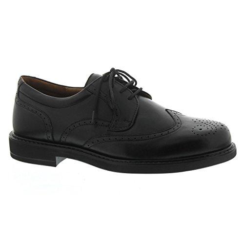 Manz Kay Ago G 142092-2, Chaussures homme - Noir, 46.5 EU