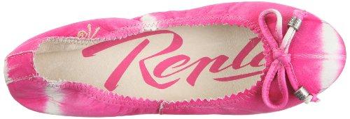 REPLAY Kisha RB070003L, Ballerines femme Rose-TR-BC
