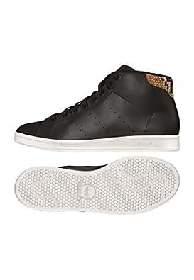 Adidas Stan Smith Mid Schuhe 3,5 black/white