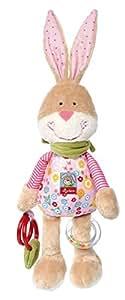 sigikid, Mädchen, Multi-Tier, Hase, Bungee Bunny, Rosa, 41462