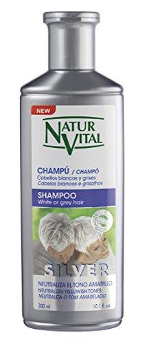 Naturaleza y Vida Silver Shampoo Protettore di Colore - 300 ml