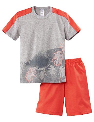 l'ultimo 00746 bb753 Calida Sunny Beach Boy Pyjama Kurz, Pigiama Bambino