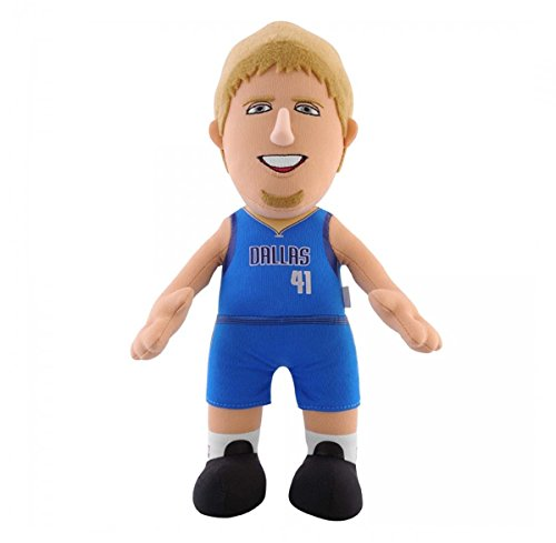 NBA Dallas Mavericks 10-inch Plush: Dirk Nowitzki Test