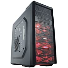 PC Elom - Ordenador de sobremesa Intel i5 4690 4x 3.5 GHZ, 8GB RAM, 1000GB SATA,Gigabyte GeForce GT 730 2GB