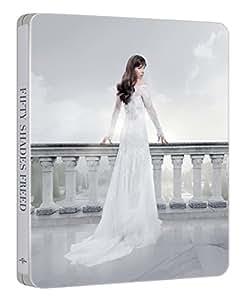Cinquanta Sfumature di Rosso - Steelbook (Blu-Ray)