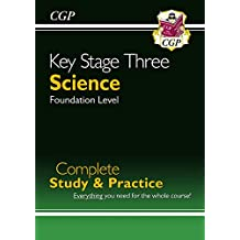 New KS3 Science Complete Study & Practice - Foundation (English Edition)