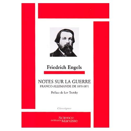 Notes sur la guerre franco-allemande de 1870-1871