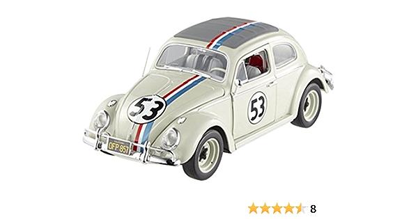 Hot Wheels Elite 1 43 Maßstab Herbie Von Herbie Goes To Monte Carlo Spielzeug
