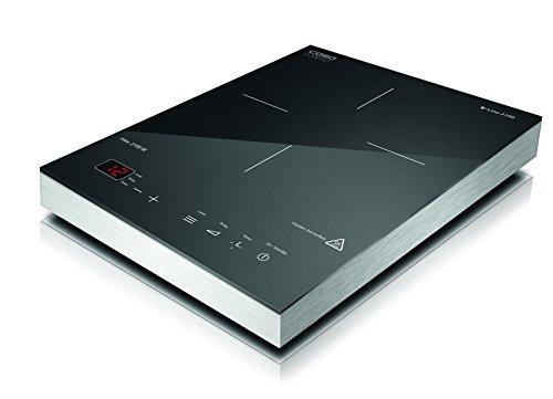 Caso S-Line 2100 - Placa de inducción portátil de un fuego width=