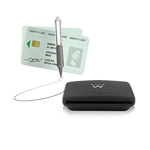 digicom 8e4479  LETTORE DI SMART CARD USB DIGICOM 8E4479 FIRMA DIGITALE CARTA ...