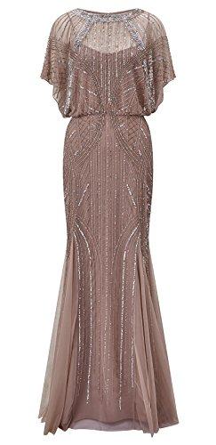 Steffy Embellished Maxi Dress