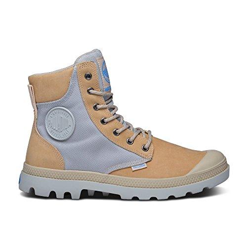 Palladium Pampa Sport Cuff WPN Boot safari/mineral, Schuhe Unisex:46