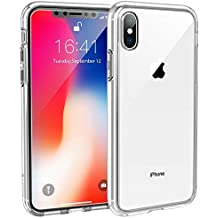 coque iphone x transparente porte carte