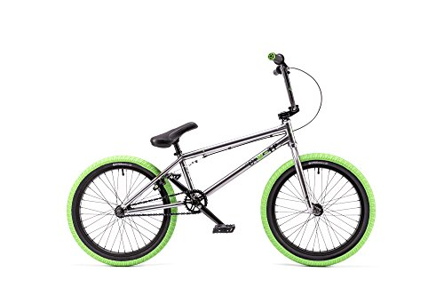 WETHEPEOPLE CURSE 2016 - BICICLETA BMX  COLOR RAW  TALLA 20 25