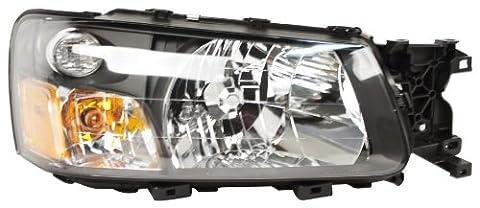 OE Ersatz Subaru Forester Beifahrerseite Scheinwerfer Montage Composite (partslink Nummer