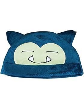 cappello cuffia verde addormenta