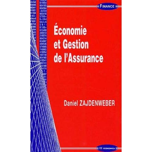 Economie et Gestion de l'Assurance