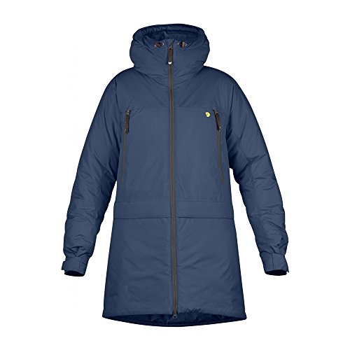 FJÄLLRÄVEN Bergtagen Insulation Parka Women - Mountain Blue
