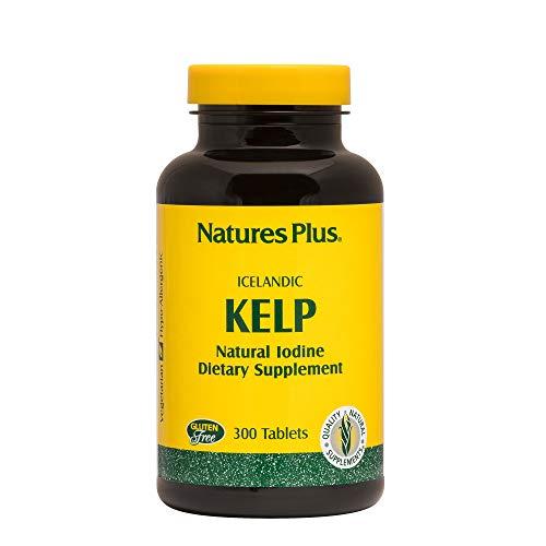 Natures Plus Kelp 300 Tabletten