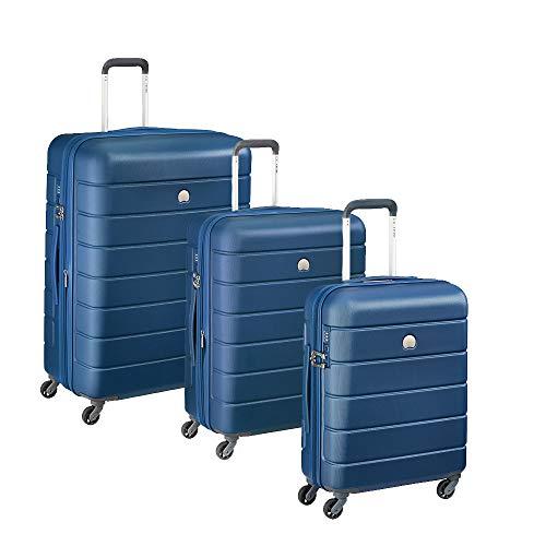 9e9574382 Delsey - lagos - set 3 pezzi valigia trolley da cabina, medio, grande 4